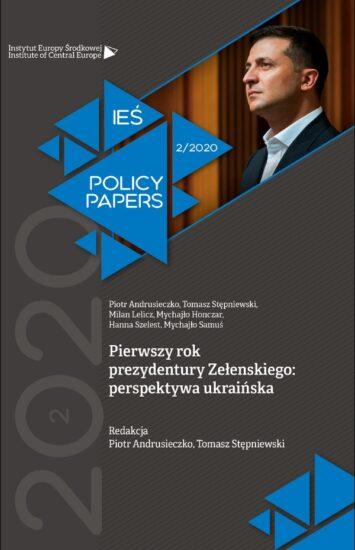 Pierwszy rok prezydentury Zełenskiego: perspektywa ukraińska