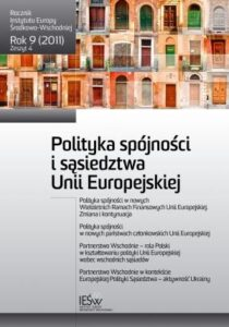 The Eastern Partnership – Poland's role in shaping the EU's policy towards the Eastern neighbours (en translation)