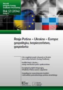 Eurazjatycki projekt integracyjny Władimira Putina: szanse i zagrożenia (en translation)