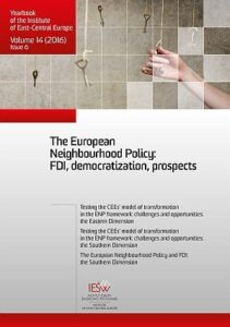 The European Neighbourhood Policy and FDI: the Southern Dimension (en translation)