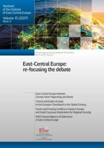 NATO-Russia Balance of Deterrence in East-Central Europe (en translation)
