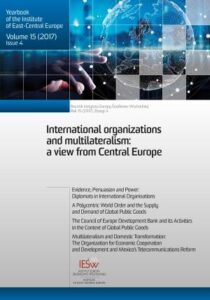 Re-thinking Multilateralism in Times of Change: A View from Central Europe