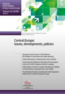 Book review: European Security and Stability in a Complex Global Order – The Case of Neighbourhood Policy by Ewa Latoszek, Magdalena Proczek, Małgorzata Dziembała, Anna Masłon-Oracz, Agnieszka Kłos (eds)
