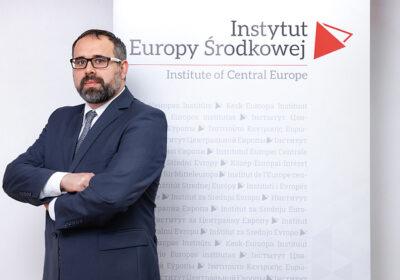 dr Damian Szacawa