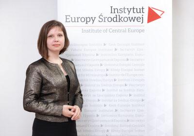 dr Hanna Bazhenova