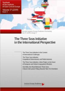 The Three Seas Initiative, a New Project at the Heart of European and Global Geopolitical Rivalries