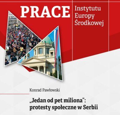 """""""Jedan od pet miliona"""": protesty społeczne w Serbii"""