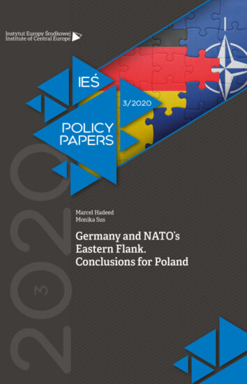 Germany and NATO's Eastern Flank. Conclusions for Poland