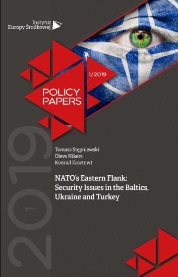 NATO's Eastern Flank: Security Issues in the Baltics, Ukraine and Turkey