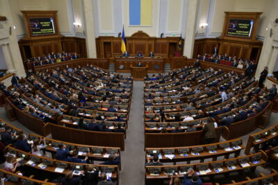 [Zdjęcie: Ukrainian Presidential Press Service/Reuters/Forum]
