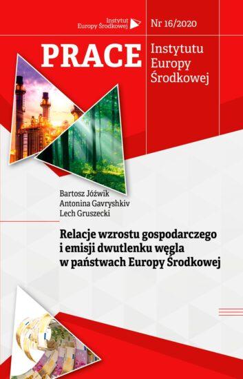 Relacje wzrostu gospodarczego i emisji dwutlenku węgla w państwach Europy Środkowej