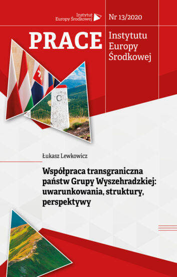 Prace IEŚ 13/2020 - okładka