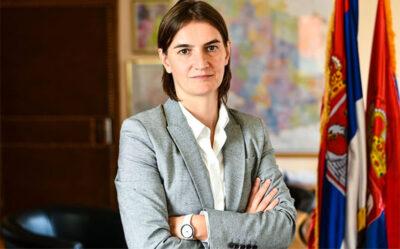 [zdj. premier Serbii Ana Brnabić. CC BY-SA 3.0]