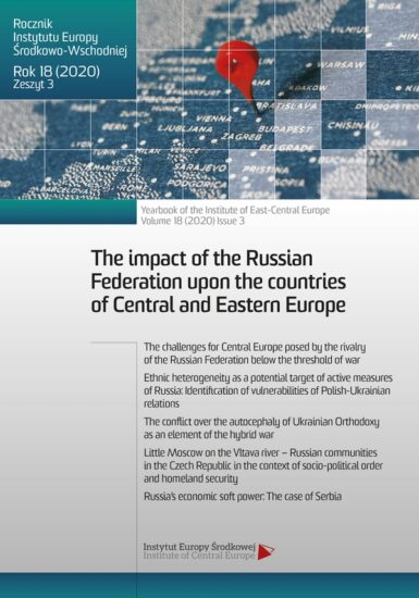The image of the Russian Federation on the canvas of social research