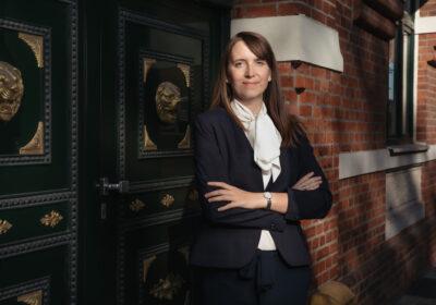 dr hab. Agata Domachowska
