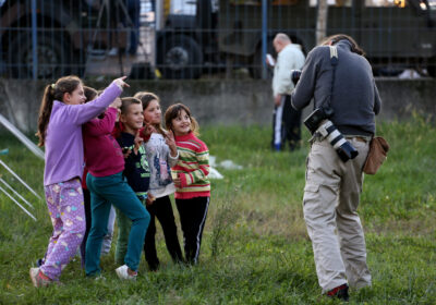 Fot. Albańskie dzieci