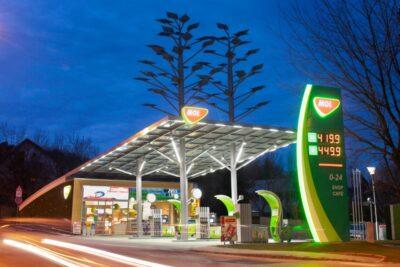 Fot. Stacja benzynowa