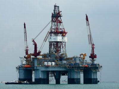 Fot. Platforma wydobywcza