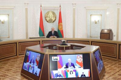 Fot. Alaksandr Łukaszenka