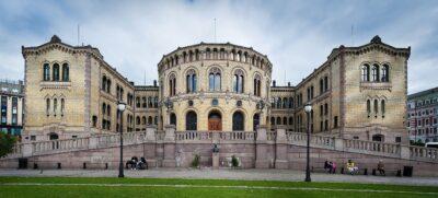 Fot. Stortinget, Oslo, Norway