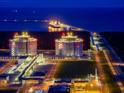Fot. Terminal LNG