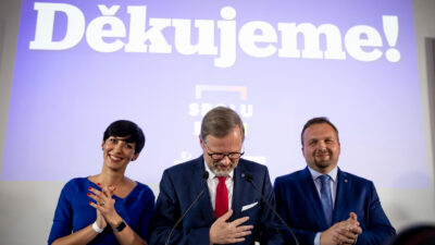 Fot. Wybory w Czechach